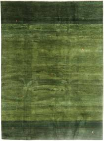 Gabbeh Persia Rug 211X290 Authentic  Modern Handknotted Olive Green/Dark Green (Wool, Persia/Iran)