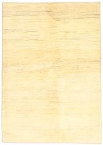 ギャッベ ペルシャ 絨毯 146X213 モダン 手織り 黄色/ベージュ (ウール, ペルシャ/イラン)