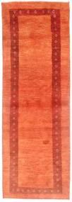Gabbeh Perzsa Szőnyeg 77X245 Modern Csomózású Narancssárga/Rozsdaszín (Gyapjú, Perzsia/Irán)