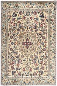 Yazd Patina Rug 237X365 Authentic  Oriental Handknotted Beige/Light Brown (Wool, Persia/Iran)
