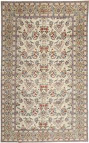 Najafabad Patina Tapis 295X485 D'orient Fait Main Marron Clair/Marron Grand (Laine, Perse/Iran)