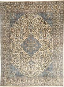 Kashmar Rug 283X393 Authentic  Oriental Handknotted Light Brown/Beige Large (Wool, Persia/Iran)