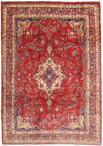 Lillian Rug 208X288 Authentic  Oriental Handknotted Brown/Rust Red (Wool, Persia/Iran)