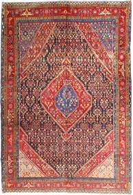 Ardebil Rug 210X300 Authentic Oriental Handknotted Brown/Dark Red (Wool, Persia/Iran)