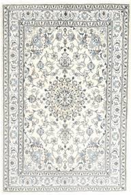 Nain Teppe 165X248 Ekte Orientalsk Håndknyttet Beige/Lys Grå (Ull, Persia/Iran)