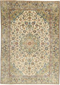 Najafabad Patina Rug 187X265 Authentic Oriental Handknotted Light Brown/Light Grey (Wool, Persia/Iran)