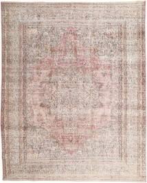 カラード ヴィンテージ 絨毯 295X380 モダン 手織り ライトピンク/薄い灰色 大きな (ウール, ペルシャ/イラン)