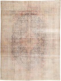 カラード ヴィンテージ 絨毯 292X390 モダン 手織り 薄い灰色/濃い茶色 大きな (ウール, ペルシャ/イラン)