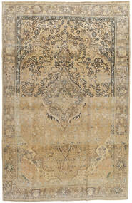 Colored Vintage Rug 180X275 Authentic  Modern Handknotted Light Brown (Wool, Persia/Iran)