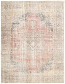 カラード ヴィンテージ 絨毯 280X372 モダン 手織り 薄い灰色/ベージュ/ホワイト/クリーム色 大きな (ウール, ペルシャ/イラン)