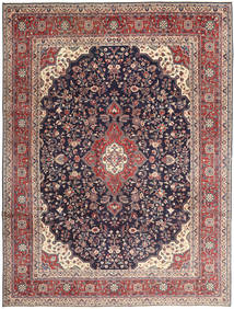 Hamadan Patina Rug 268X355 Authentic  Oriental Handknotted Dark Purple/Light Brown Large (Wool, Persia/Iran)
