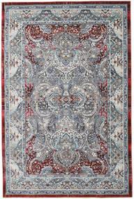 Minna - Rouge Tapis 152X240 Moderne Gris Clair/Marron Foncé ( Turquie)