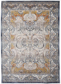 Minna - Gold Rug 142X206 Modern Light Grey/Pink ( Turkey)