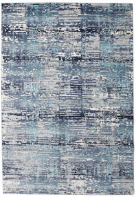 Molgan Rug 182X274 Modern Light Grey/Blue ( Turkey)