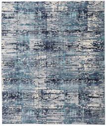Molgan Teppe 244X304 Moderne Lys Grå/Mørk Blå ( Tyrkia)