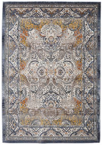 Minna - Gold Rug 118X176 Modern Light Grey/Dark Grey ( Turkey)