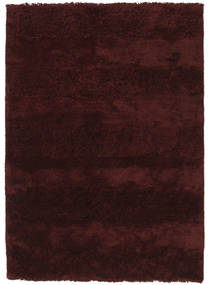New York - Wine Rug 170X240 Modern Dark Brown/Dark Red (Wool, India)