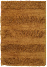 New York - Mustard Yellow Rug 170X240 Modern Brown/Orange (Wool, India)