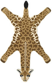 Giraffe tæppe CVD20955