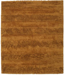 New York - Mustard Yellow Rug 250X300 Modern Brown/Orange Large (Wool, India)