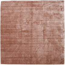 Broadway - Dusty Rose Rug 250X250 Modern Square Brown/Light Pink Large ( India)