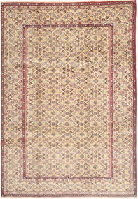 Najafabad Rug 228X337 Authentic  Oriental Handknotted Light Brown/Dark Beige (Wool, Persia/Iran)