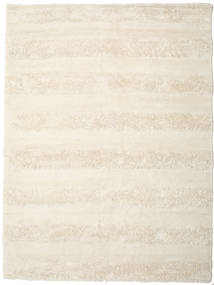 New York - Cream Teppe 300X400 Moderne Beige/Mørk Beige Stort (Ull, India)