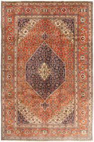Tabriz Alfombra 195X303 Oriental Hecha A Mano Marrón Claro/Marrón (Lana, Persia/Irán)