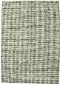 Big Drop - Green Mix Rug 240X340 Authentic  Modern Handwoven Olive Green/Beige (Wool, India)