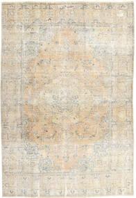 カラード ヴィンテージ 絨毯 193X283 モダン 手織り (ウール, ペルシャ/イラン)