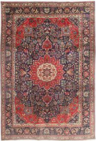 Lillian Teppich 211X286 Echter Orientalischer Handgeknüpfter Dunkellila/Dunkelrot (Wolle, Persien/Iran)