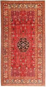 Lori Patina Rug 150X295 Authentic  Oriental Handknotted Rust Red/Orange (Wool, Persia/Iran)