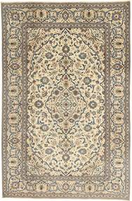 Keshan Patina Rug 195X302 Authentic  Oriental Handknotted Light Brown/Beige (Wool, Persia/Iran)