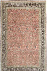 Kerman Patina Rug 340X530 Authentic  Oriental Handknotted Light Brown/Light Pink Large (Wool, Persia/Iran)
