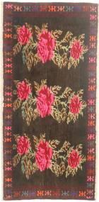 Beluch Matta 47X100 Äkta Orientalisk Handknuten Ljusbrun/Mörkbrun (Ull, Persien/Iran)