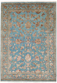 Tapis Kashan Indo Laine / Viscos ICD14