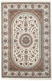 Nain Indo Rug 199X304 Authentic  Oriental Handknotted Beige/Light Brown ( India)