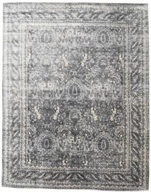 Wolle / Bambusilk Loom - Indisch Teppich SEZA24