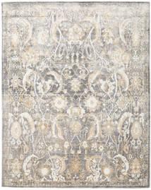 Wolle / Bambusilk Loom - Indisch Teppich SEZA14