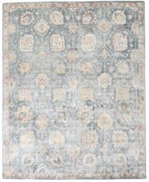 Wolle / Bambusilk Loom - Indisch Teppich SEZA19