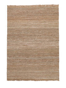 Sahara Jute Rug 170X240 Authentic  Modern Handwoven Light Grey/Beige ( India)