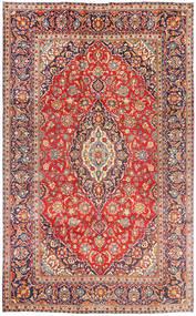 Keszan Dywan 198X316 Orientalny Tkany Ręcznie Brązowy/Jasnobrązowy (Wełna, Persja/Iran)