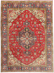 Tabriz Rug 209X293 Authentic  Oriental Handknotted (Wool, Persia/Iran)