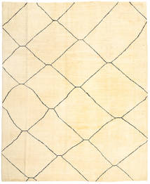 Barchi/Moroccan Berber - Pakistan Rug 250X309 Authentic  Modern Handknotted Beige/Yellow Large (Wool, Pakistan)