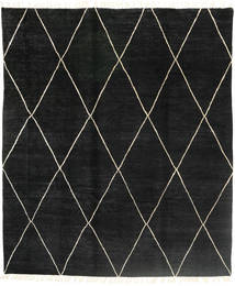 Barchi/Moroccan Berber - Pakistan Rug 247X294 Authentic  Modern Handknotted Black (Wool, Pakistan)