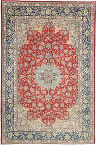 ナジャファバード 絨毯 298X460 オリエンタル 手織り 薄い灰色/濃いグレー 大きな (ウール, ペルシャ/イラン)