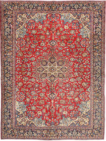 Najafabad Rug 305X405 Authentic  Oriental Handknotted Brown/Light Brown Large (Wool, Persia/Iran)