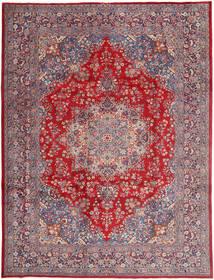 Keshan Alfombra 250X343 Oriental Hecha A Mano Violeta/Roja Grande (Lana, Persia/Irán)