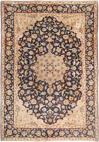 Najafabad Matto 255X365 Itämainen Käsinsolmittu Tummanharmaa/Ruskea Isot (Villa, Persia/Iran)