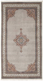 Mir Indo Rug 152X284 Authentic  Oriental Handknotted Light Brown/Light Grey (Wool, India)